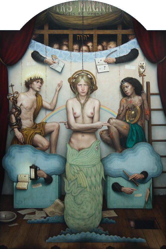 dino-valls-pintura-oleo-vanguarda-arte-figurativa-dionisio-arte-ARS-MAGNA