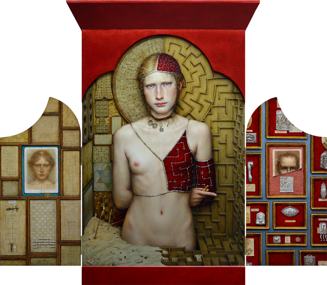dino-valls-pintura-oleo-vanguarda-arte-figurativa-dionisio-arte-LABOR-INTUS