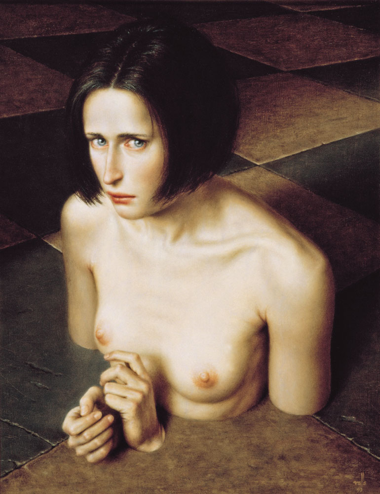 dino-valls-pintura-oleo-vanguarda-arte-figurativa-dionisio-arte-LITURGIA-ABISAL