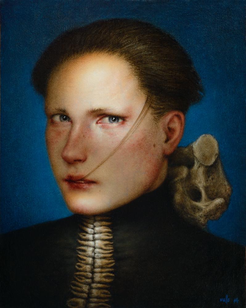 dino-valls-pintura-oleo-vanguarda-arte-figurativa-dionisio-arte-VERTEBRA