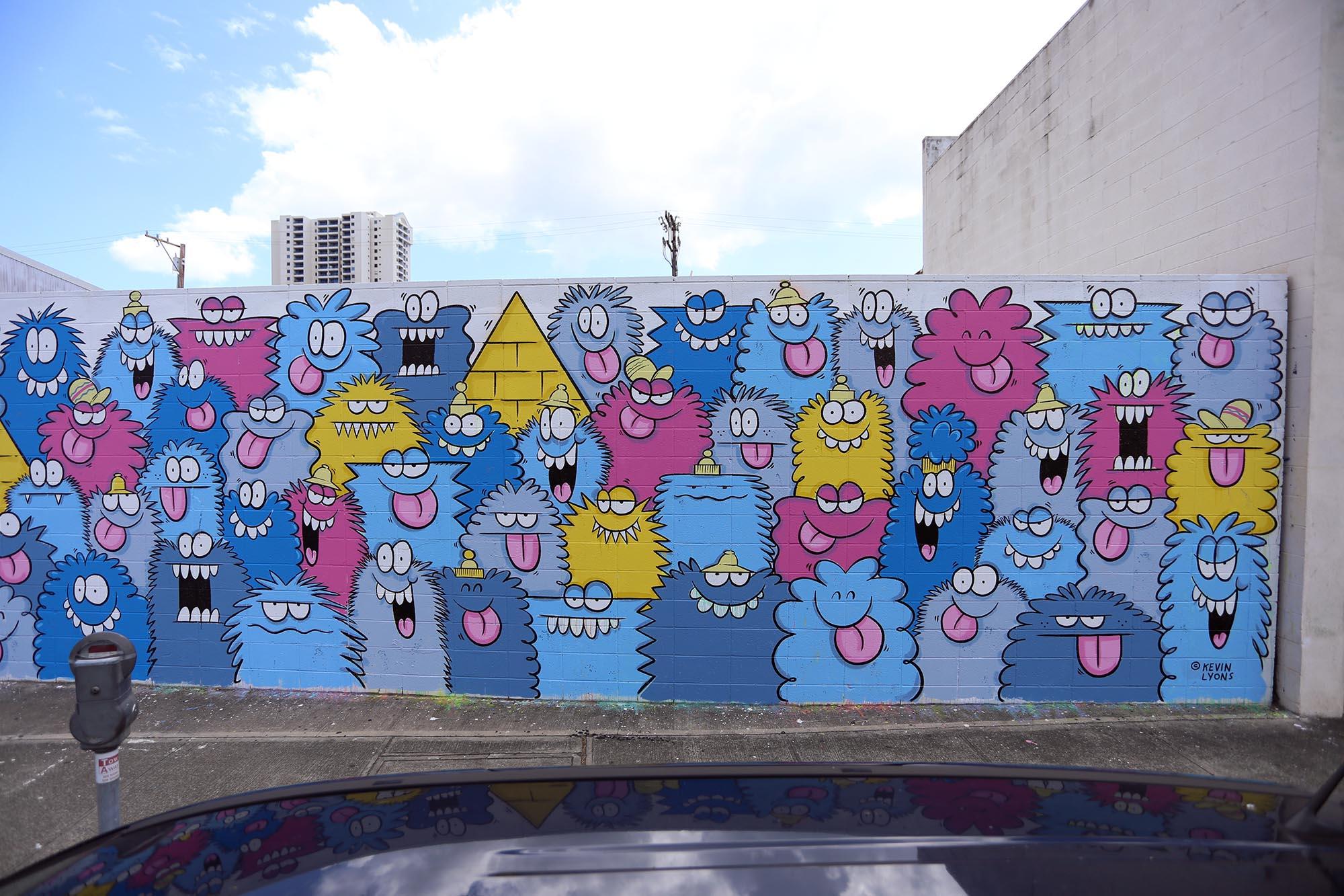 kevin lyons pow wow festival grafite mural 2016 (3)