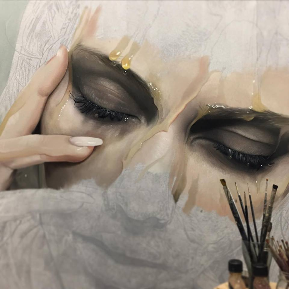 mike dargas hiper realismo surrealismo retratos tattoo dionisio arte (10)
