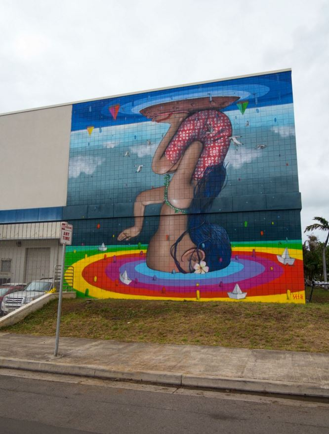 pow wow honolulu hawaii grafite mural dionisio arte (5)