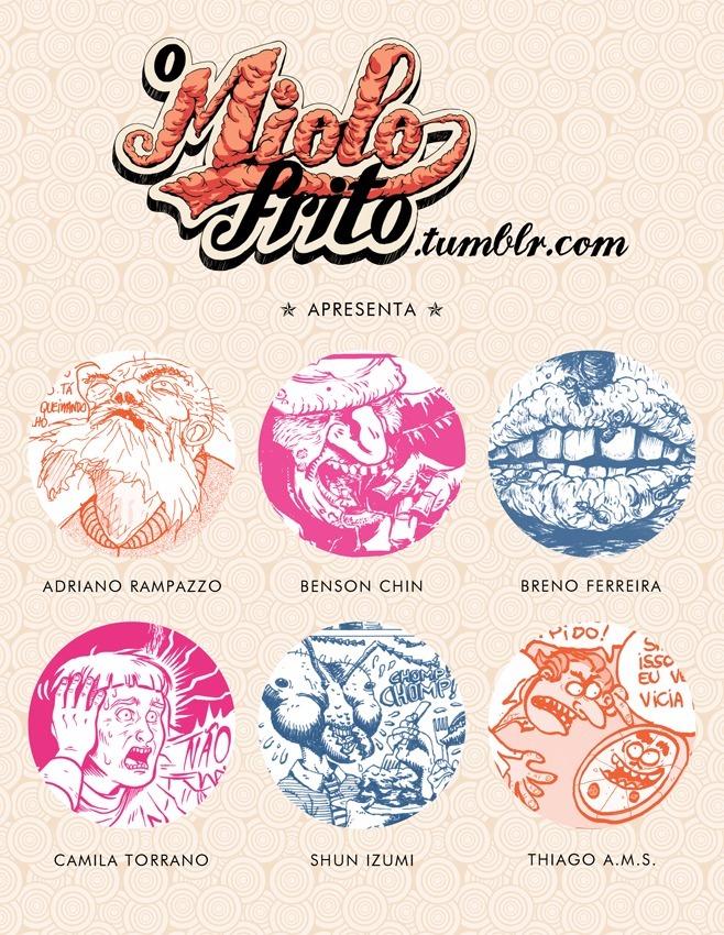 o miolo frito revista quadrinho hq dionisio arte (2)