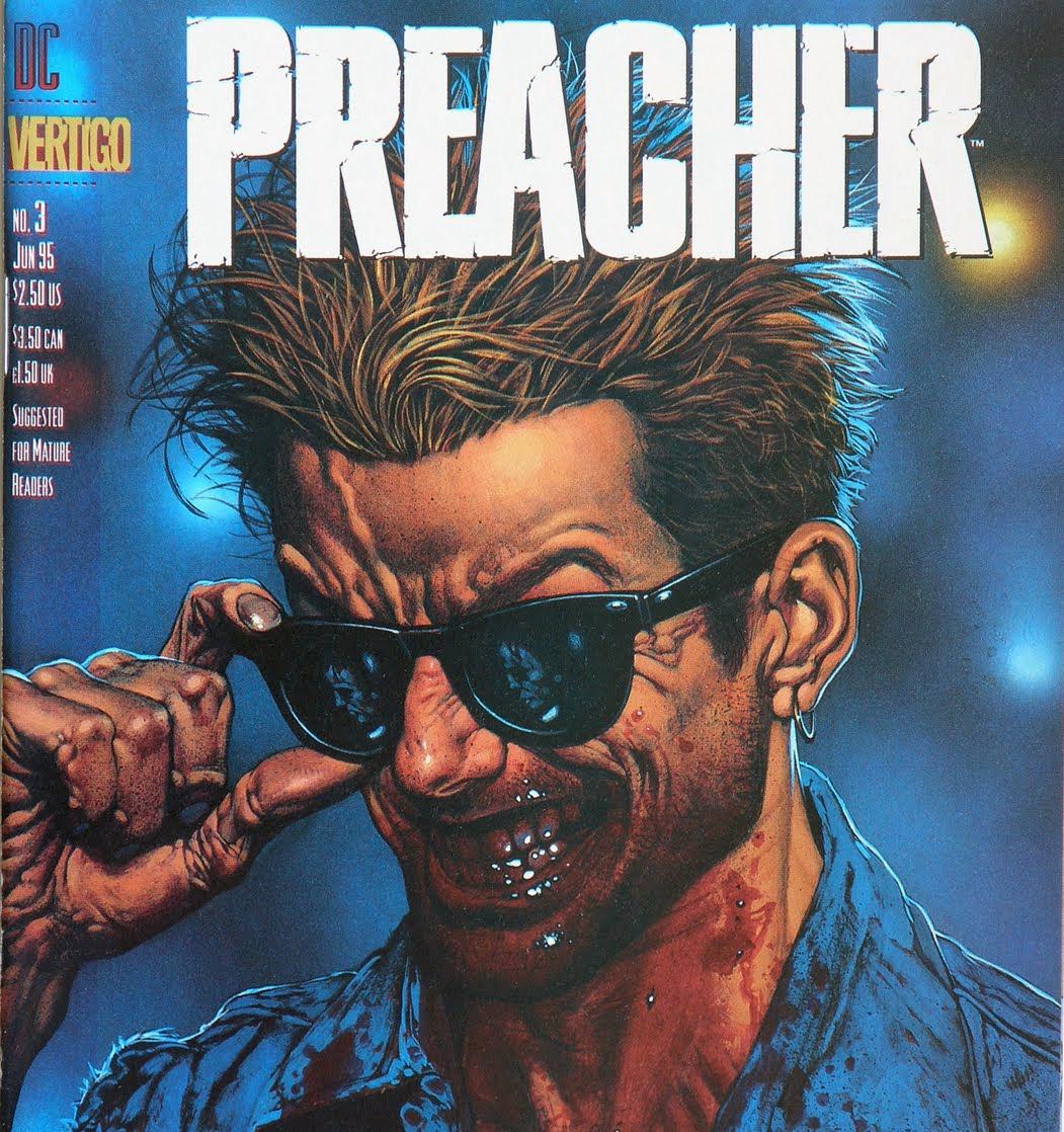 preacher dc comics hq garth ennis steve dillon glenn fabry dionisio arte 1.1