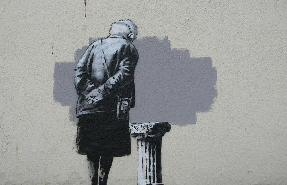 banksy arte de rua graffiti (12)