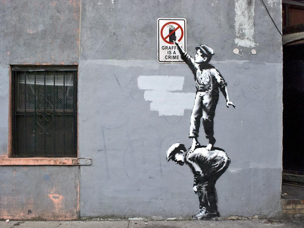 banksy arte de rua graffiti (18)