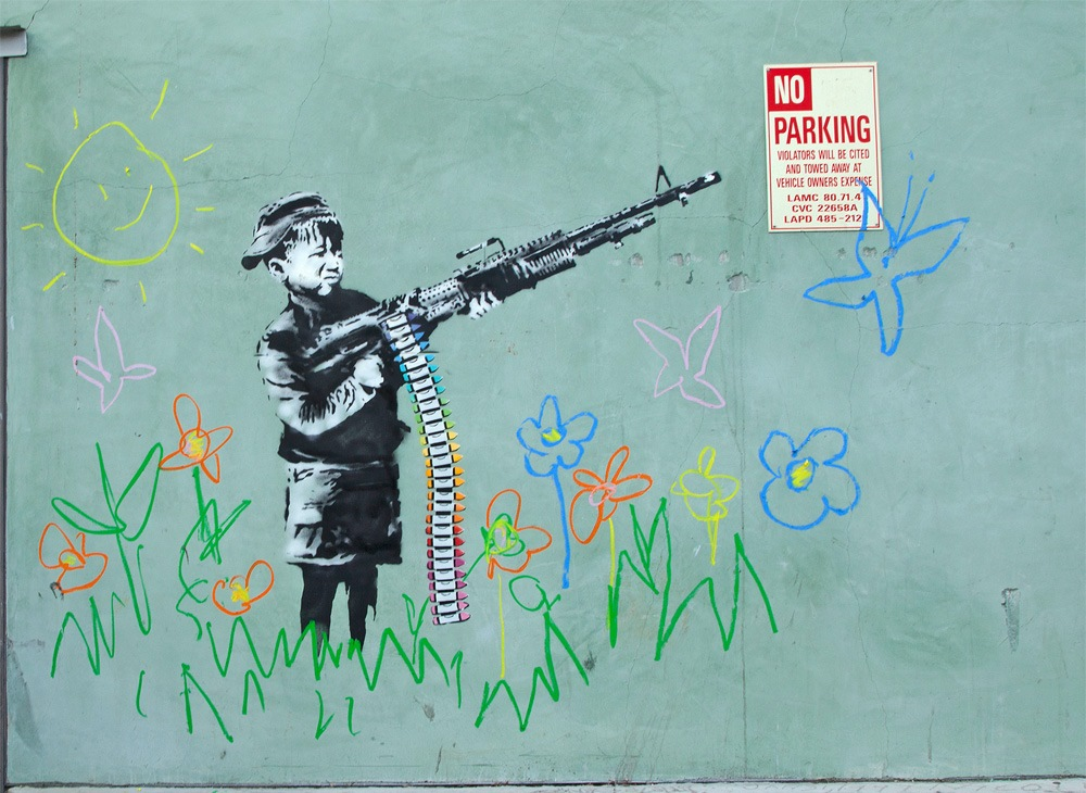 banksy arte de rua graffiti (28)