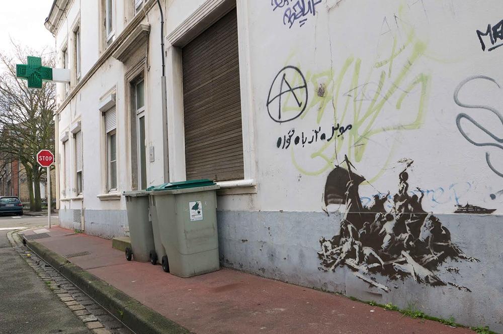 banksy arte de rua graffiti (6)