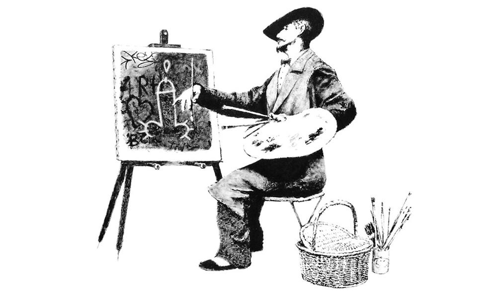 banksy pinturas e esculturas (14)