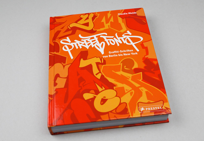 "MadC Book ""Street Fonts"""