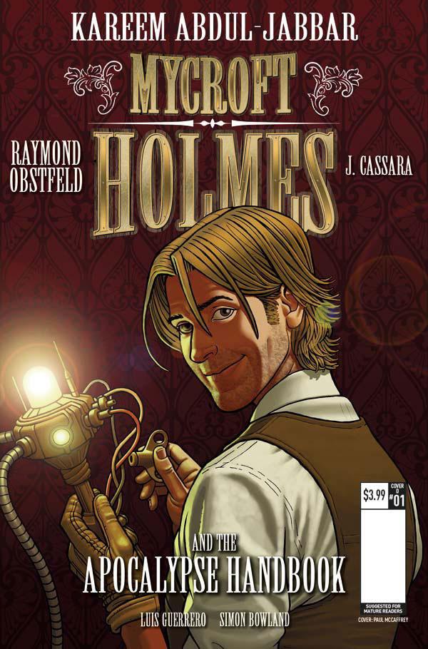 mycroft holmes the apocalypse handbook hq kareem abdul jabbar joshua cassara luis guerrero raymond obstfeld (2)
