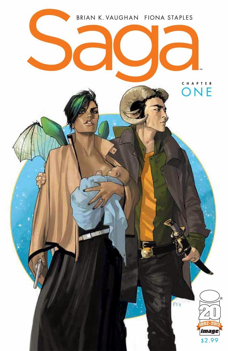 melhores hqs image comics saga
