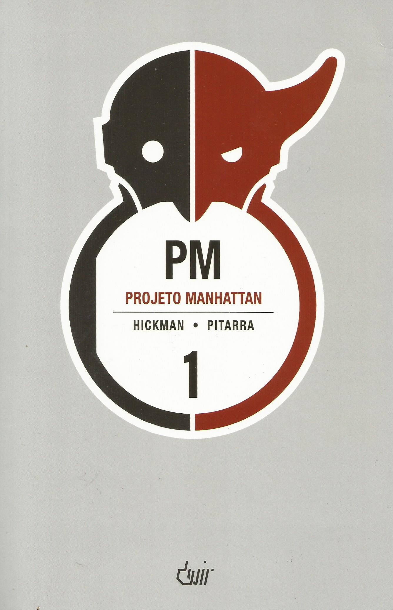 melhores hqs image comics the manhattan project