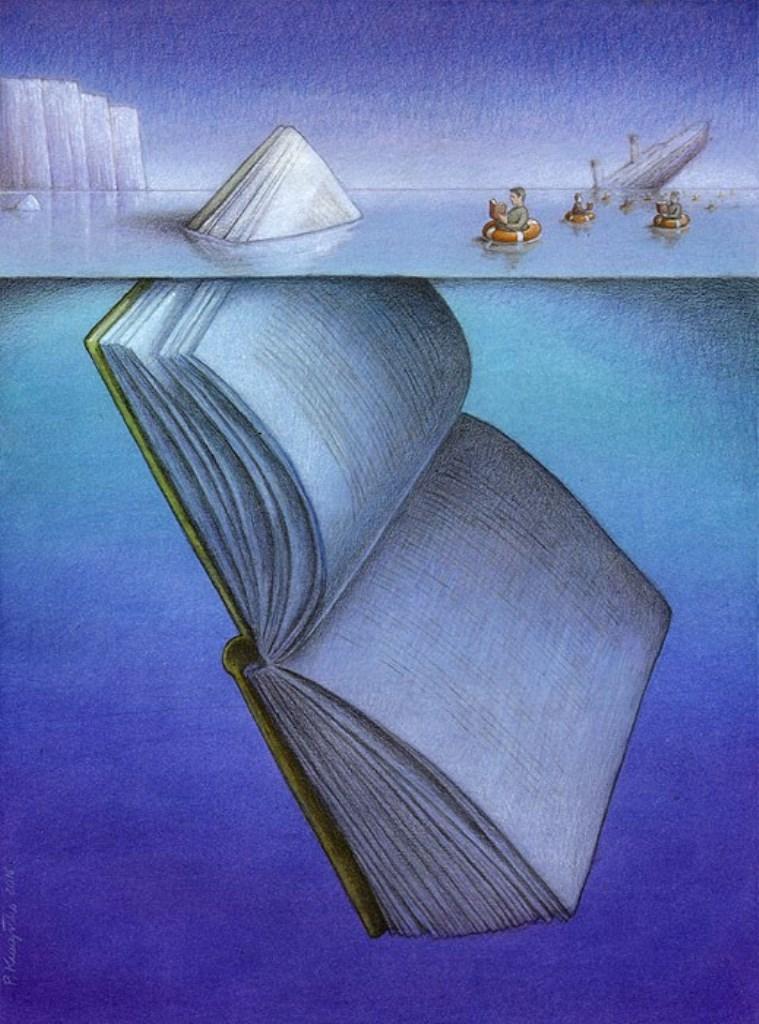 pawel-kuczynski-ilustração-satira-ironia-critica-social-13