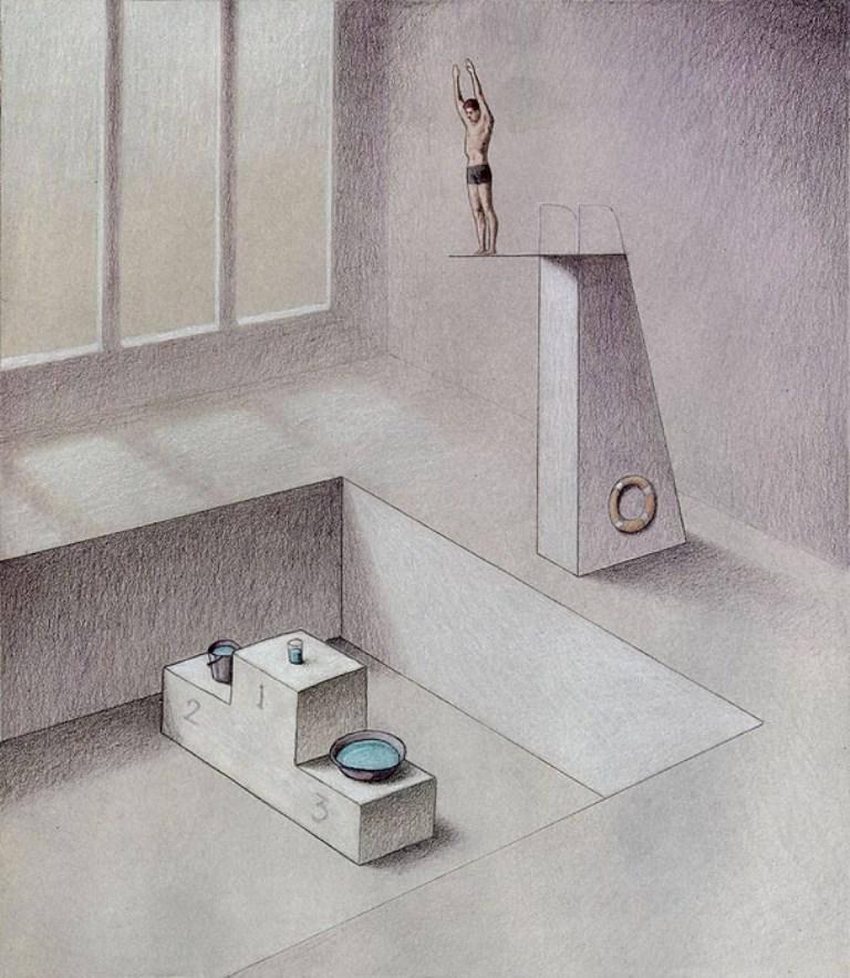 pawel-kuczynski-ilustração-satira-ironia-critica-social-14