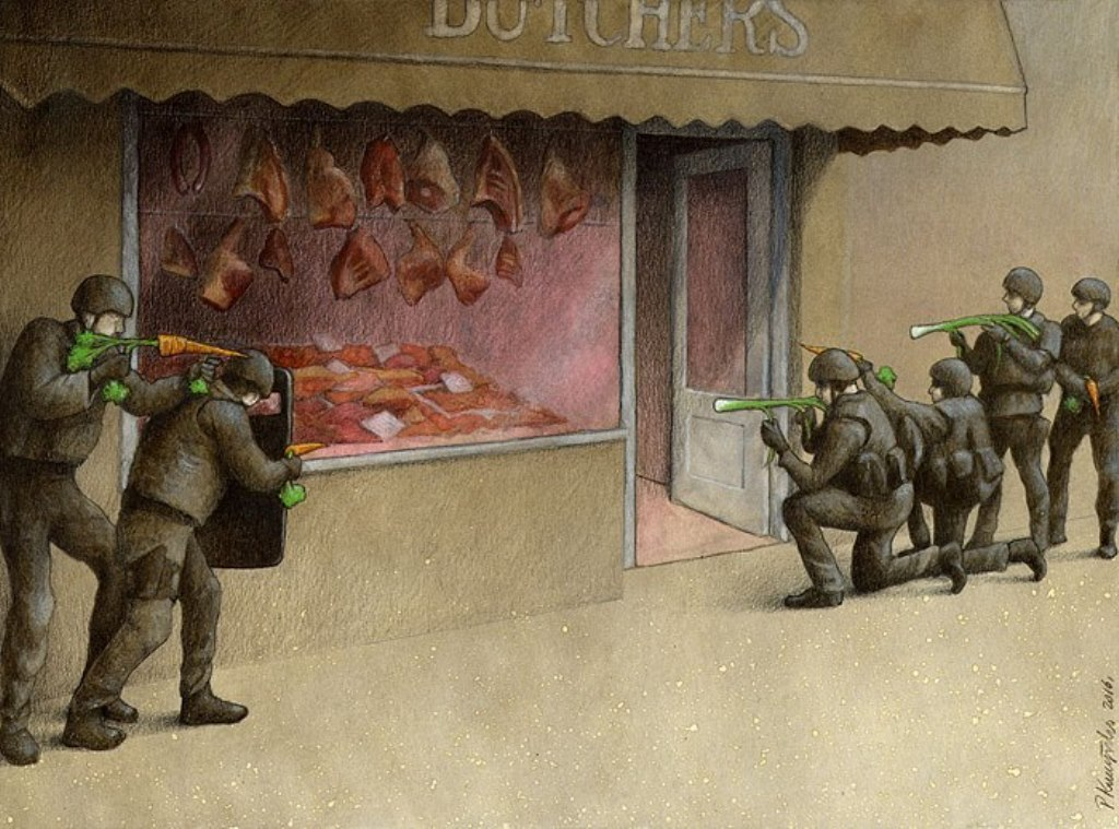 pawel-kuczynski-ilustração-satira-ironia-critica-social-15