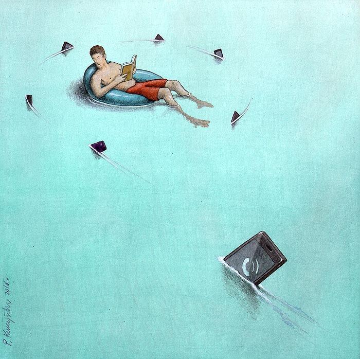 pawel-kuczynski-ilustração-satira-ironia-critica-social-16