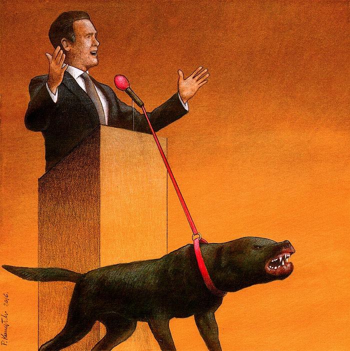 pawel-kuczynski-ilustração-satira-ironia-critica-social-18