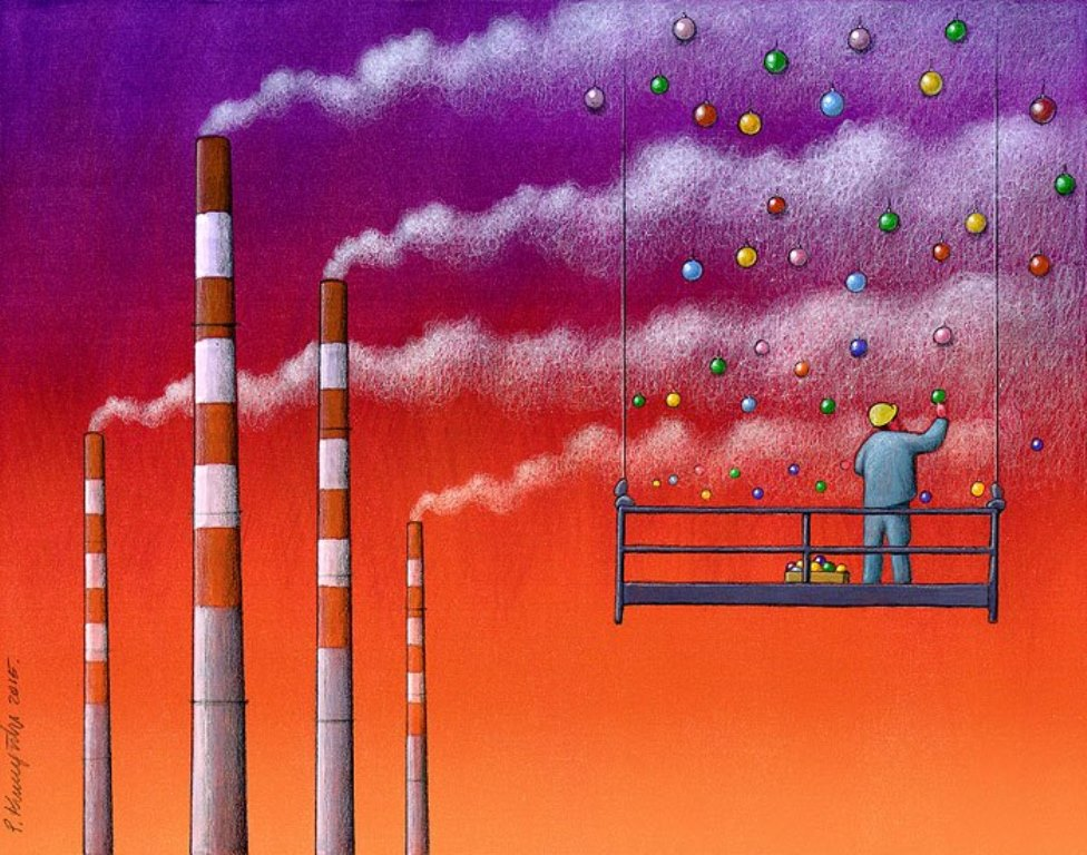 pawel-kuczynski-ilustração-satira-ironia-critica-social-21