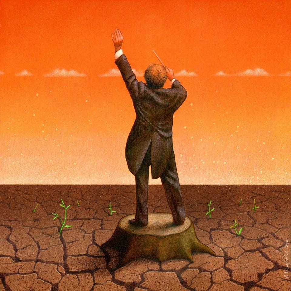 pawel-kuczynski-ilustração-satira-ironia-critica-social-22
