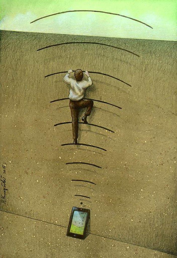 pawel-kuczynski-ilustração-satira-ironia-critica-social-23