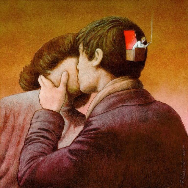 pawel-kuczynski-ilustração-satira-ironia-critica-social-24