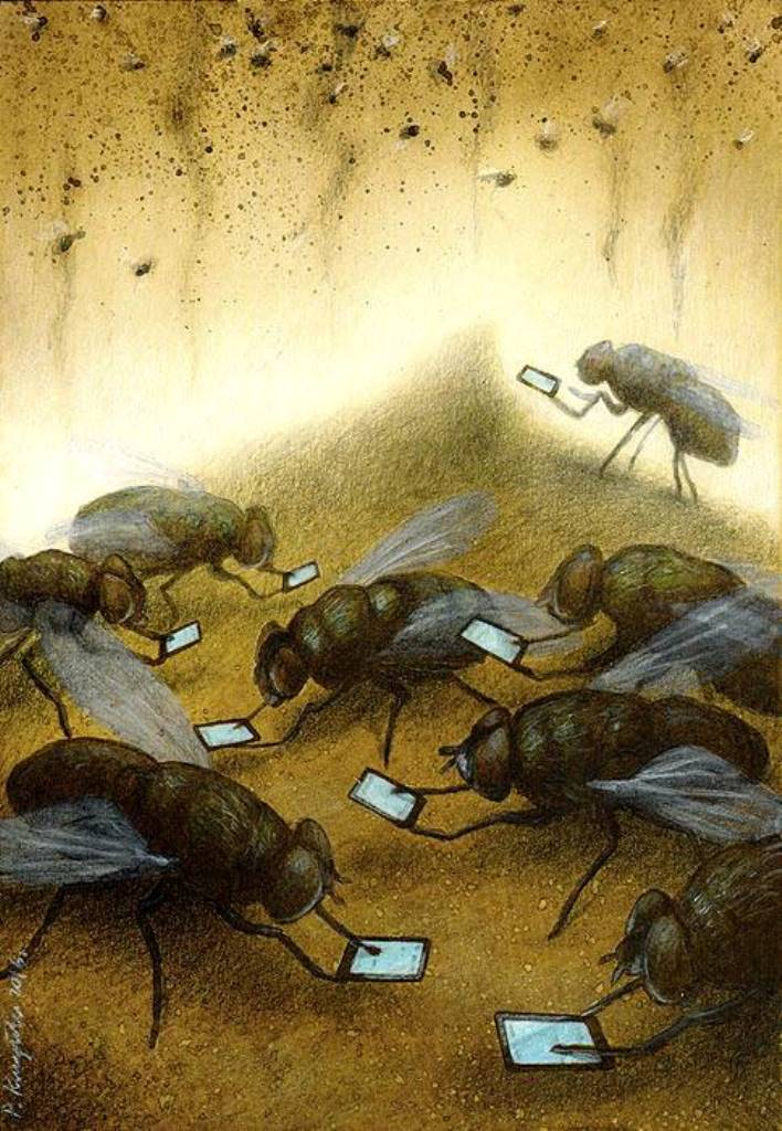 pawel-kuczynski-ilustração-satira-ironia-critica-social-26