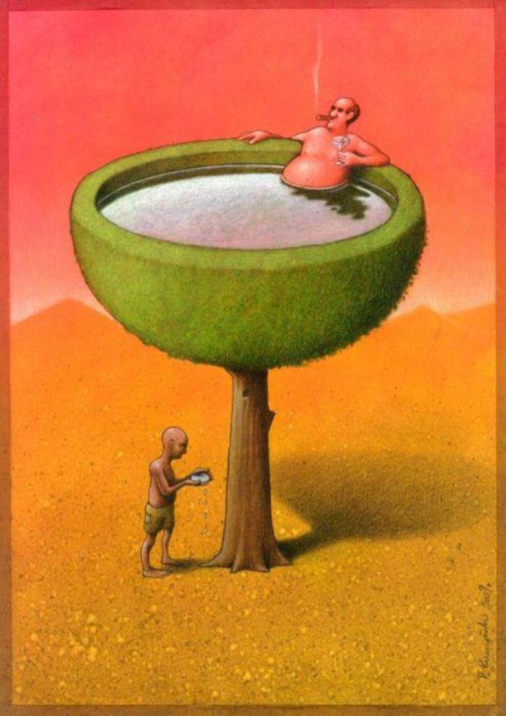 pawel-kuczynski-ilustração-satira-ironia-critica-social-3