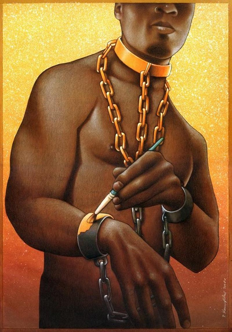 pawel-kuczynski-ilustração-satira-ironia-critica-social-32