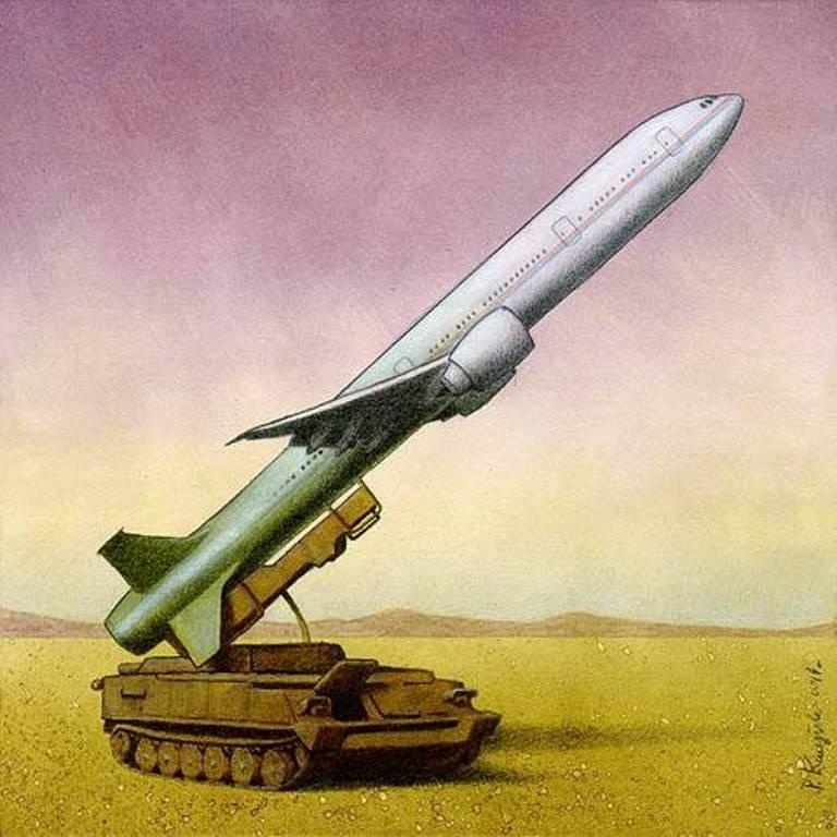 pawel-kuczynski-ilustração-satira-ironia-critica-social-35