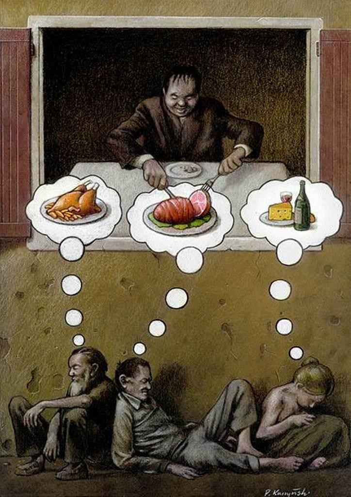 pawel-kuczynski-ilustração-satira-ironia-critica-social-37