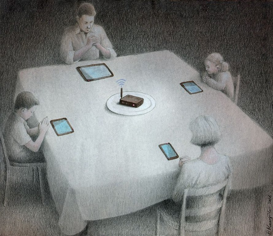 pawel-kuczynski-ilustração-satira-ironia-critica-social-7