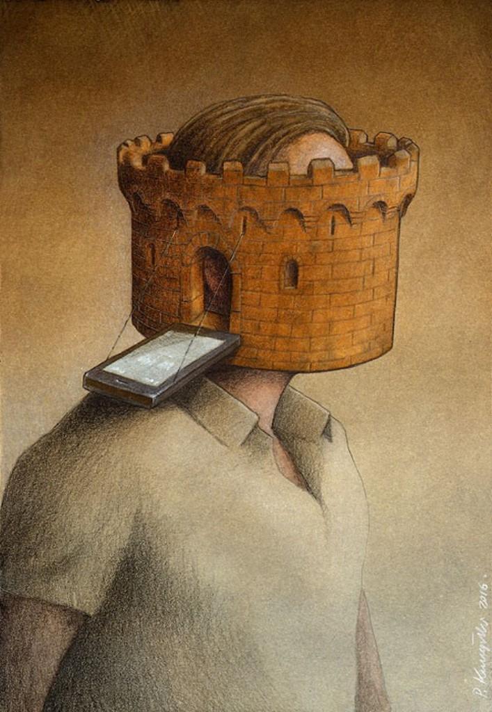 pawel-kuczynski-ilustração-satira-ironia-critica-social-8