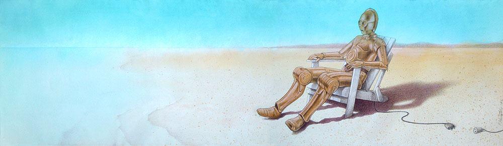 pawel-kuczynski-ilustração-satira-ironia-critica-social-9