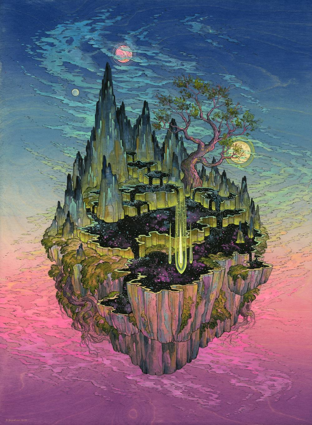 nicole-gustafsson-ilustracao-surreal-fantasia-1