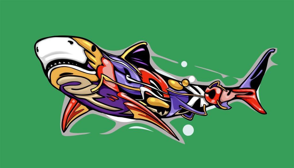 Hector-Gomez-ilustração-brasil-argentina-quadrinhos-hq-desenho-shark