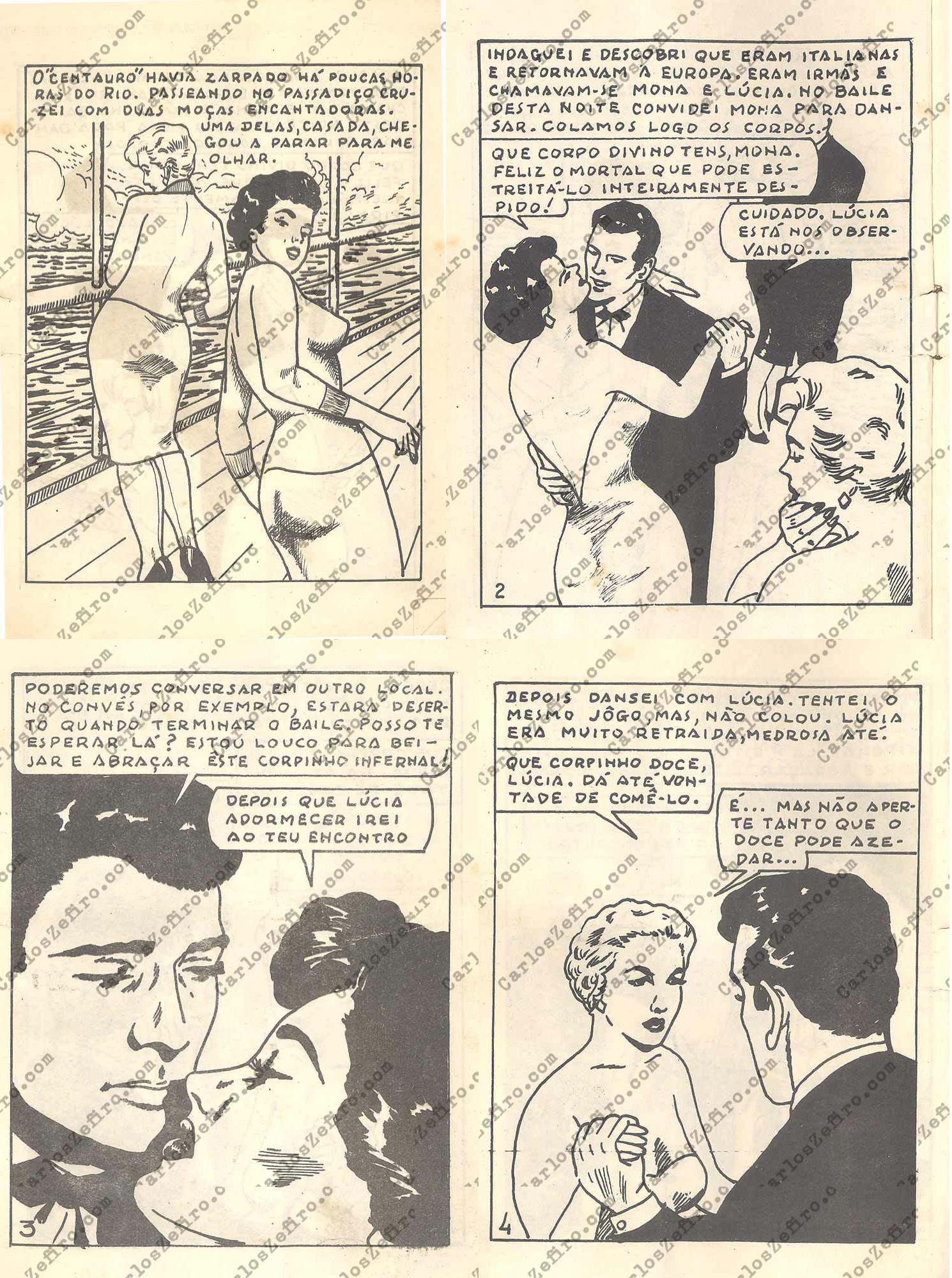 Quadrinhos Pornograficos 88