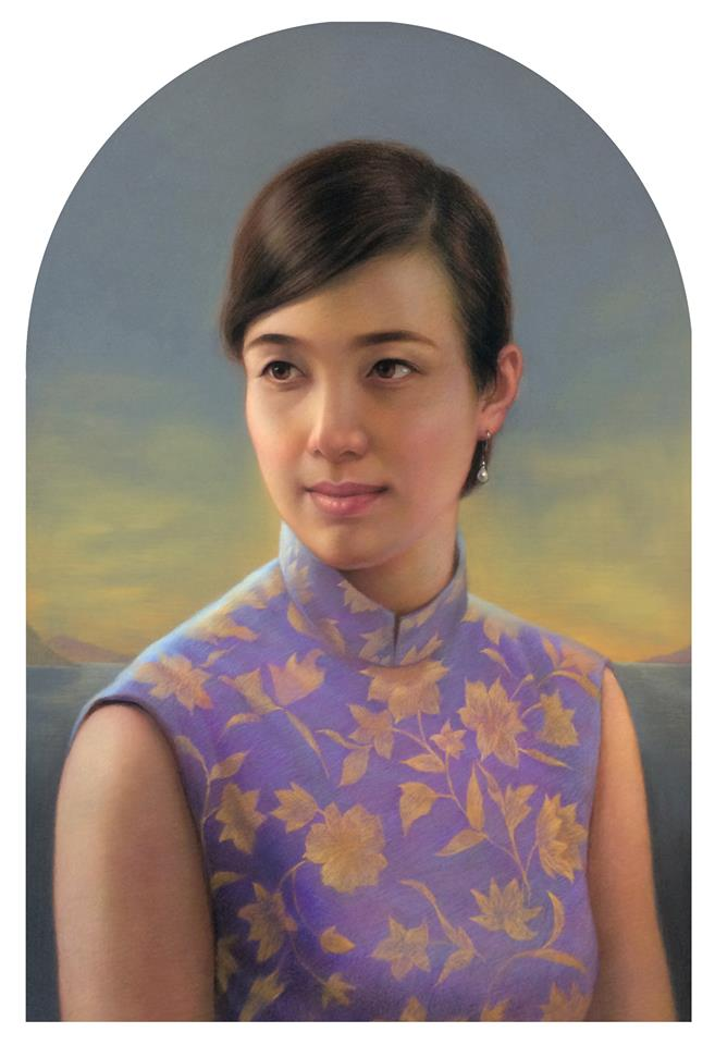 cuong nguyen pintura oleo pastel lapis realismo retrato dionisio arte (19)