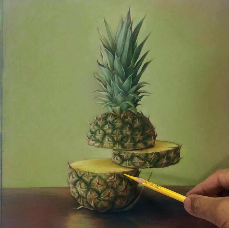 cuong nguyen pintura oleo pastel lapis realismo retrato dionisio arte (9)