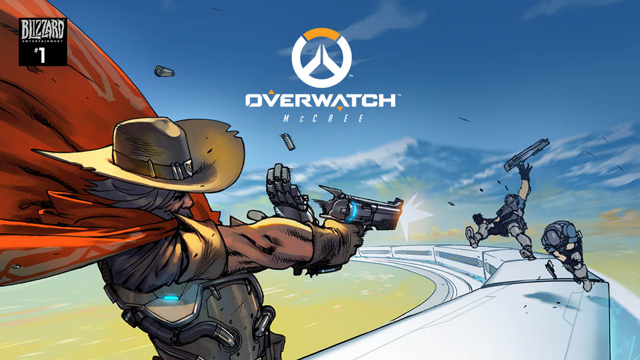 Overwatch HQ quadrinhos (1)