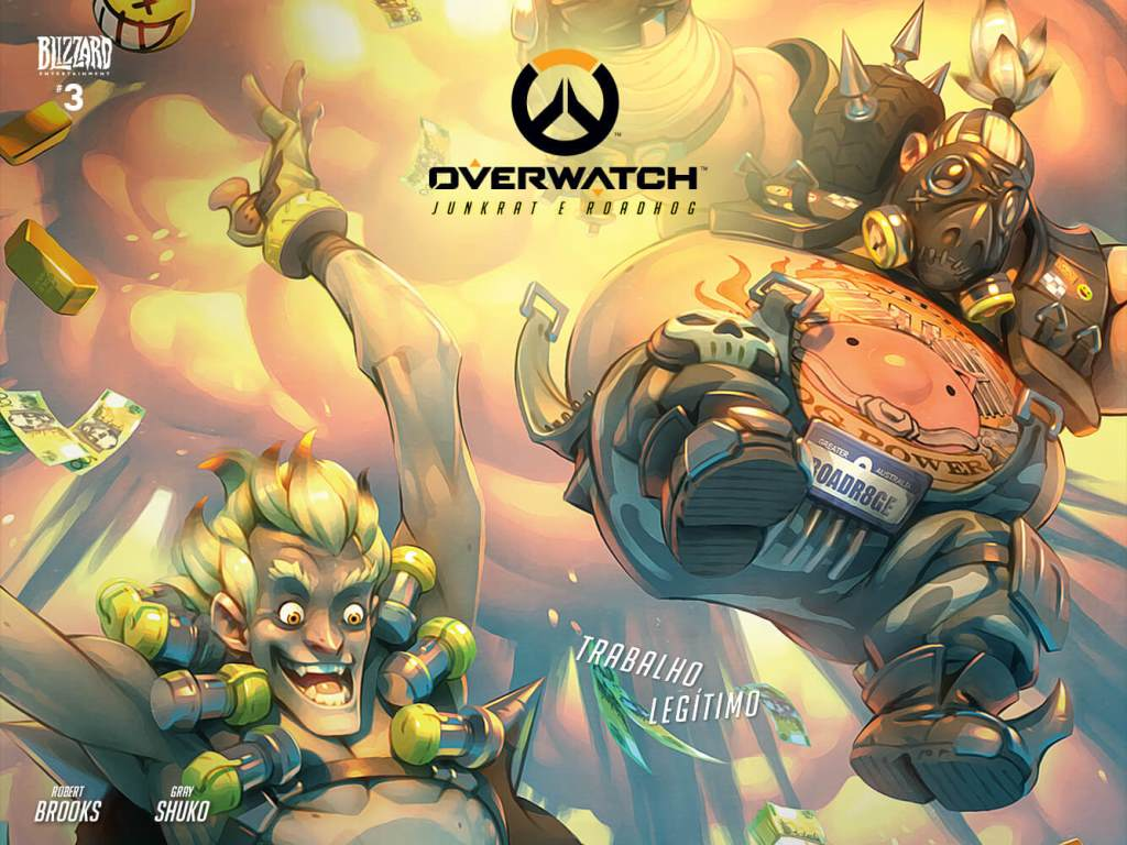 Overwatch HQ quadrinhos (2)