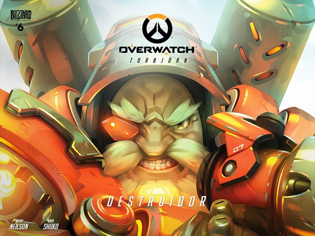 Overwatch HQ quadrinhos (3)