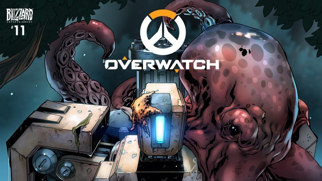 Overwatch HQ quadrinhos (5)