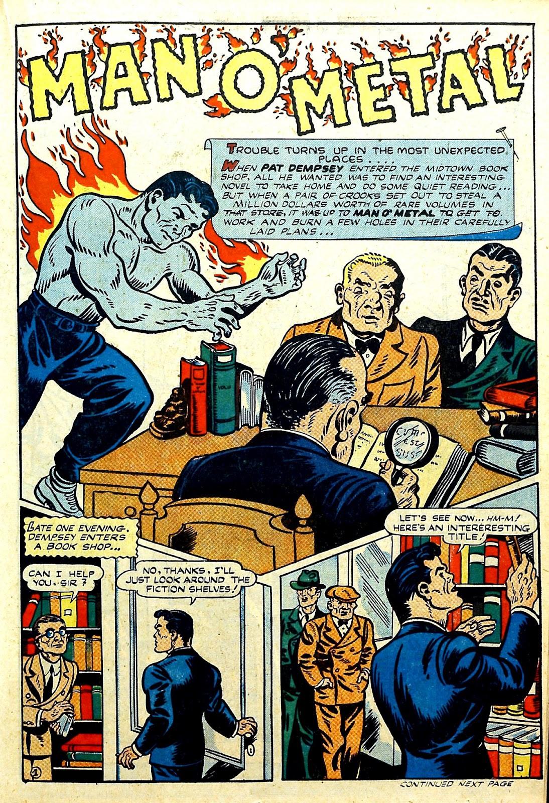 mulher maravilha hq dc comics h. g. peter (5)