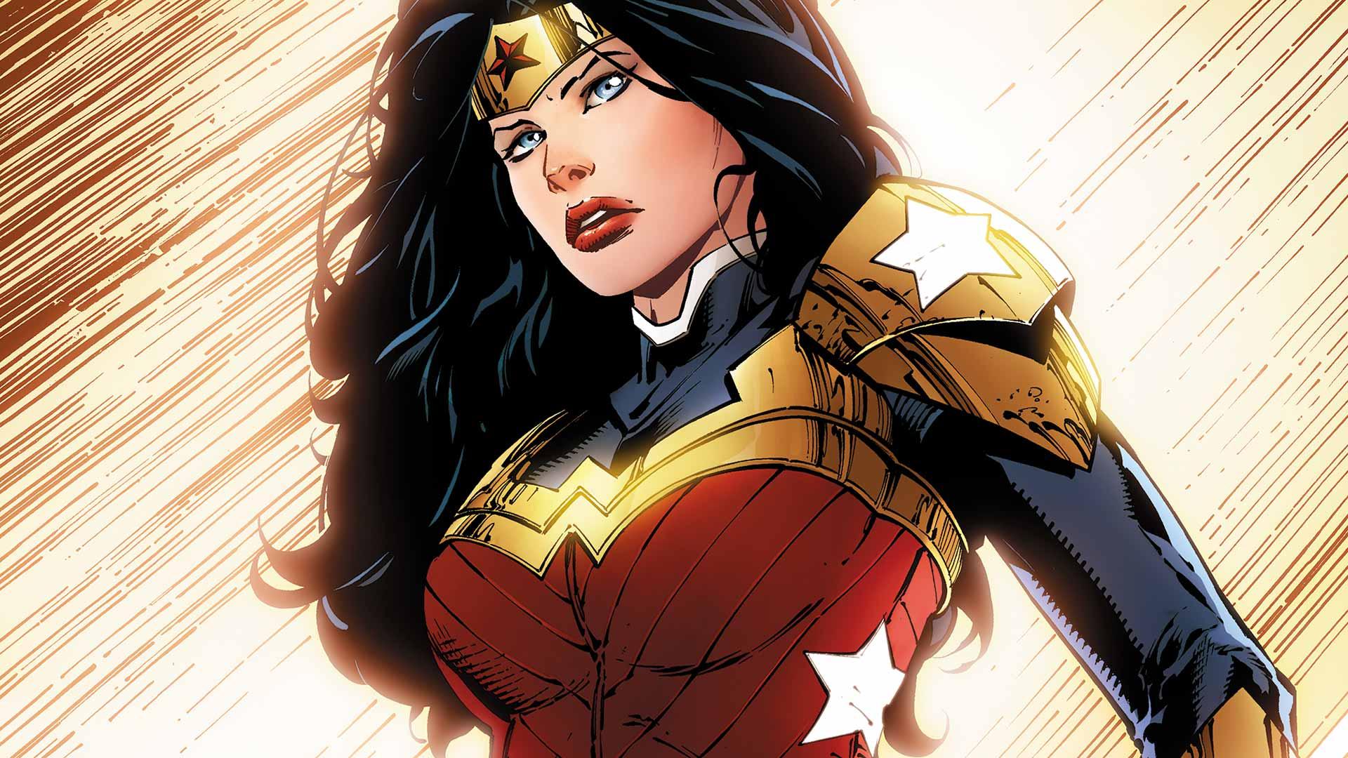 mulher maravilha hq dc comics h. g. peter (6)
