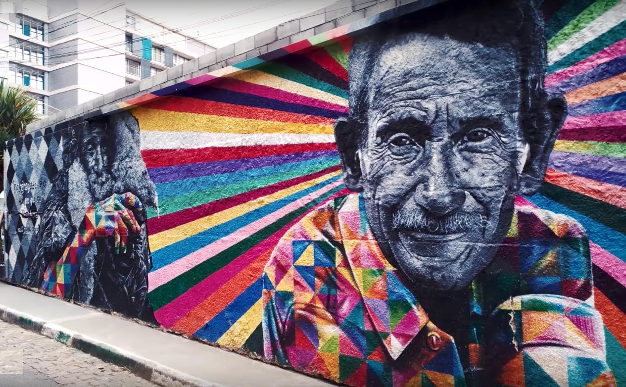 graffiti videoguia murais vila madalena pauto taman kobra