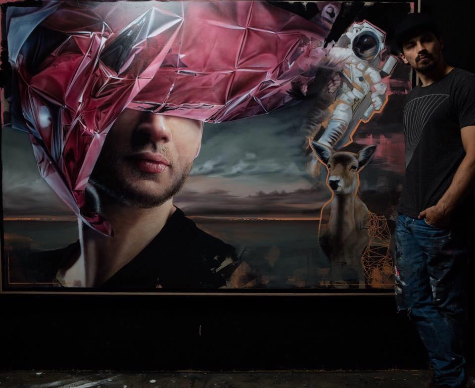 david uessem pintura oleo sobre tela realismo hiperrealismo dionisio arte (10)