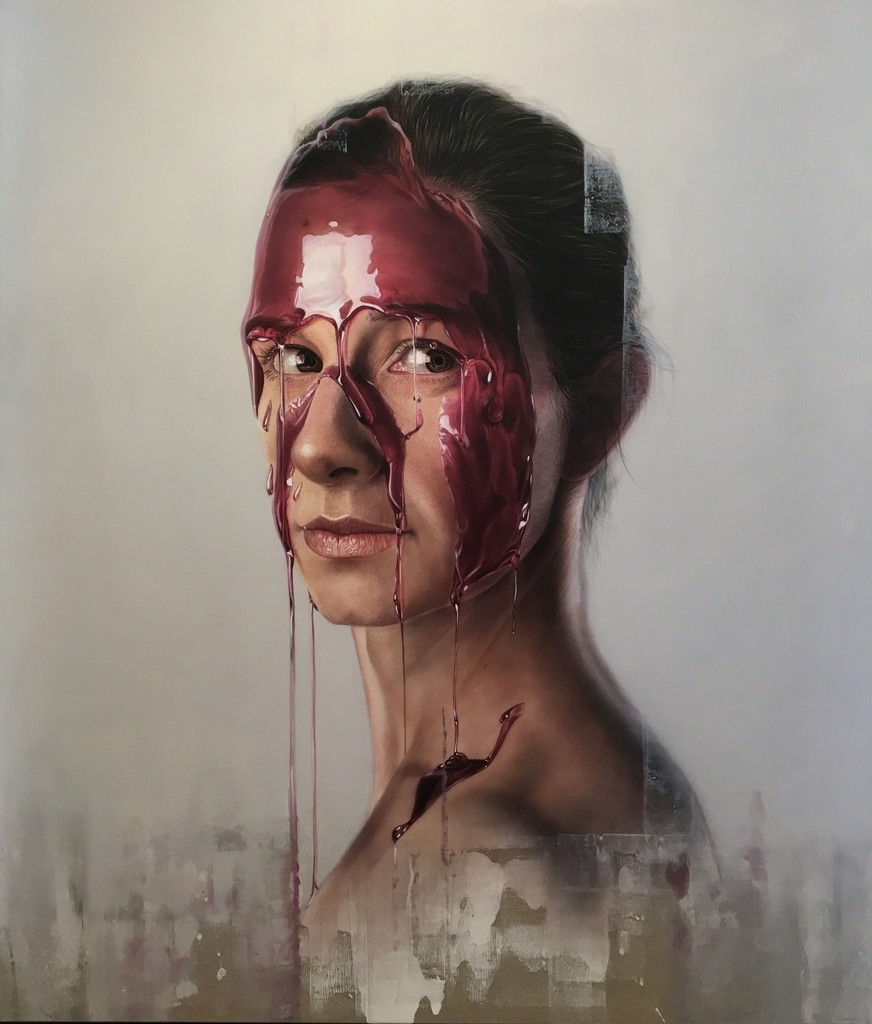 david uessem pintura oleo sobre tela realismo hiperrealismo dionisio arte (4)