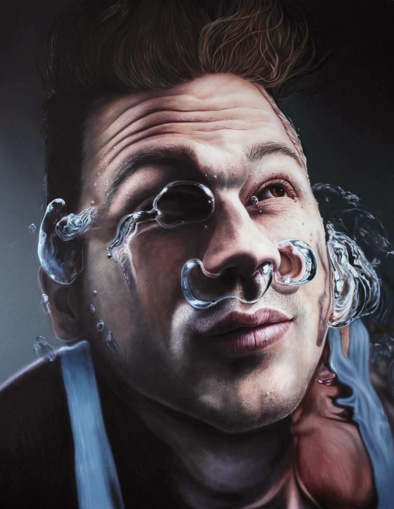 david uessem pintura oleo sobre tela realismo hiperrealismo dionisio arte (9)